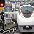 E657系K-2編成特急ひたち21号上野8番入線