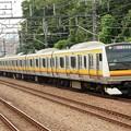 写真: 南武線E233系N18編成快速立川行き