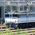 EF65 2083号機臨配8593レ単機で宇都宮貨物(タ)到着