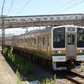 Photos: 211系両毛線経由高崎行き448M黒磯3番発車