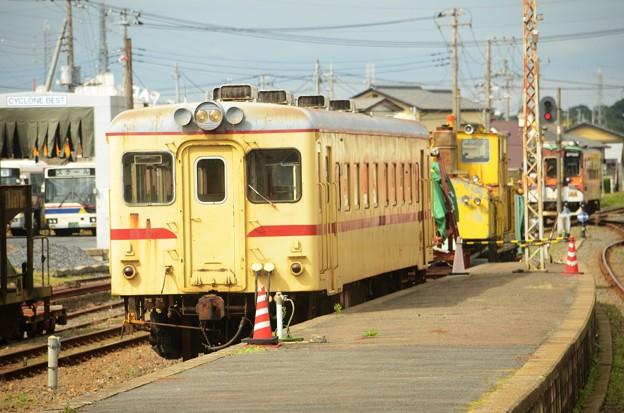 那珂湊で逢えたキハ2004
