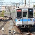 Photos: 東武アーバンパークライン急行柏行き春日部7番入線