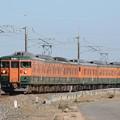両毛線115系444M高崎行き