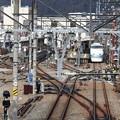 SL「大樹」運転準備進む鬼怒川温泉駅構内