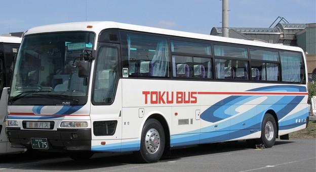 徳島バス ハイデッカー