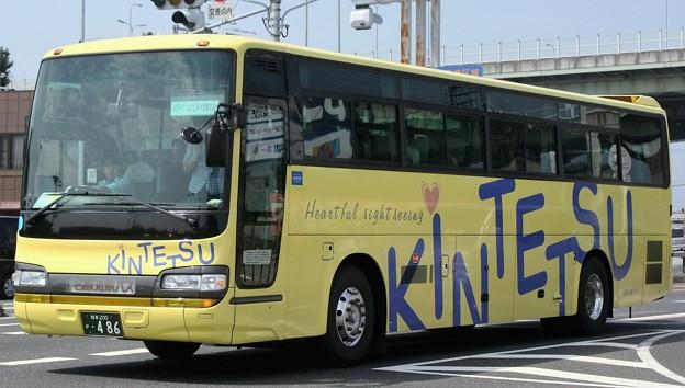 名阪近鉄バス ハイデッカー「ピクニック」
