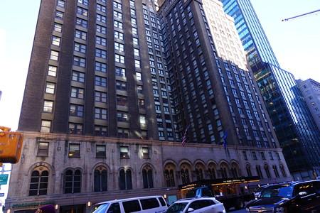 パークセントラルホテル