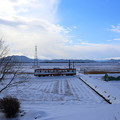 Photos: 雪原を行く