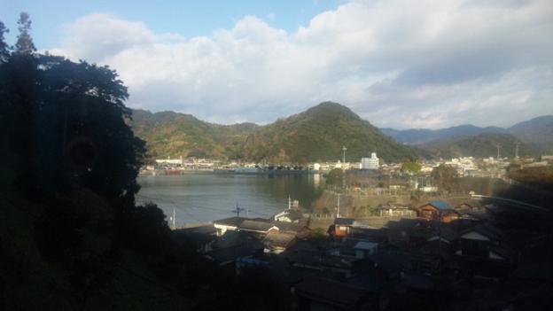 写真: 宇和島