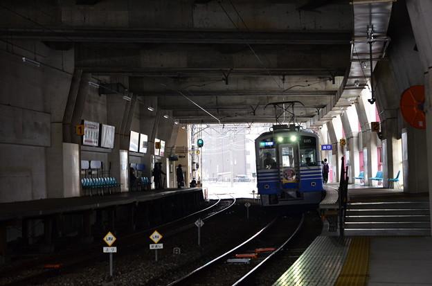 福大前西福井駅構内(1)