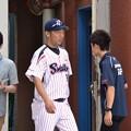 Photos: 三木作戦コーチ!