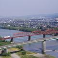 八代市球磨川橋梁