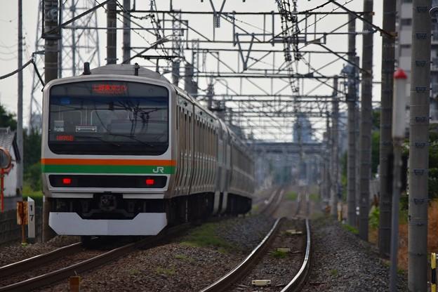 E231系1000番台。