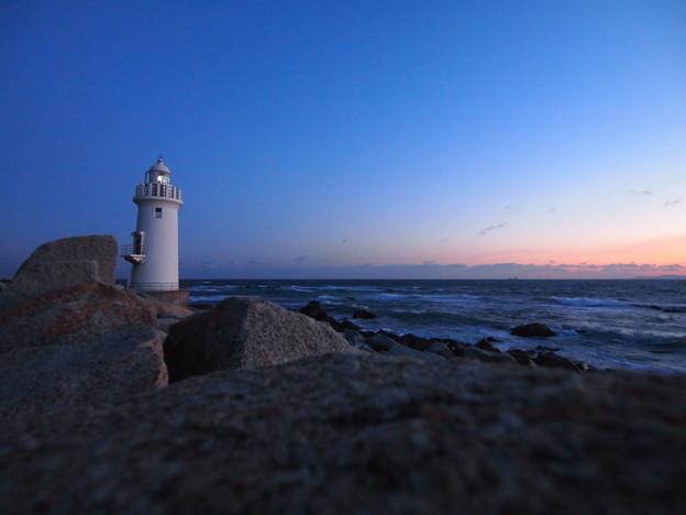 Photos: 灯台トワイライト