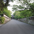 写真: 100514-1飫肥城・入り口