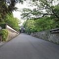 Photos: 100514-1飫肥城・入り口