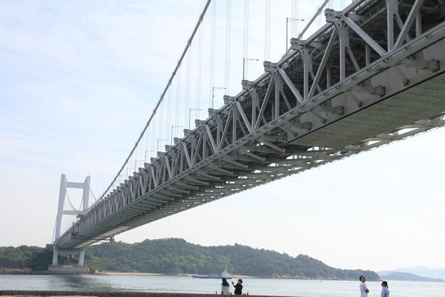 Photos: 110515-145四国中国地方ロングツーリング・瀬戸大橋
