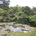 110517-79四国中国地方オングツーリング・毛利氏庭園