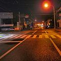 写真: 夜間撮影(ドラマチックトーン)