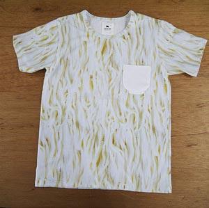 全身うどんTシャツ