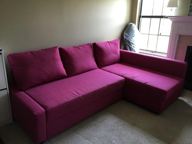 sofa bed $100