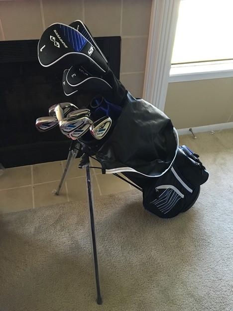 Golf Full set $280