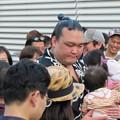 写真: 稀勢の里(2011.5.21)
