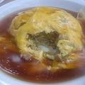 写真: 王将槙島店限定の天津炒飯。ご想像におまかせします。
