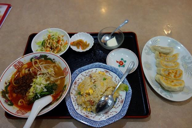 西安刀削麺@高根公団DSC00526