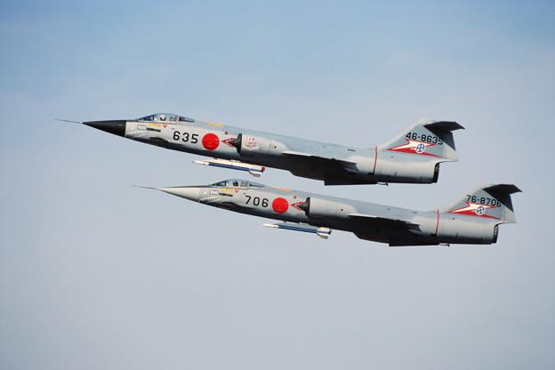 F-104J 46-8635+706 207sq KMQ 1984Nov