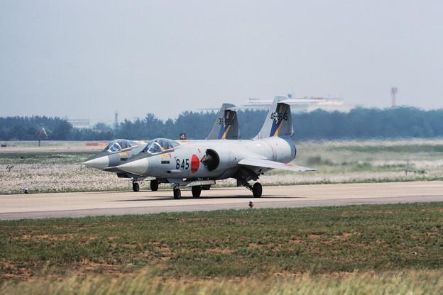 F-104J 46-8645 204sq KMQ 1982Jun