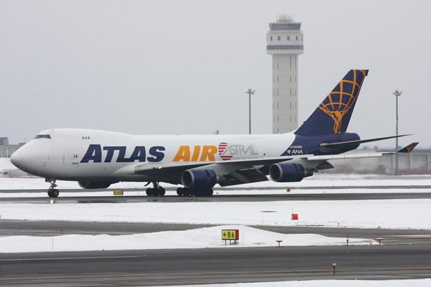 B747-400F N408MC Atlas Air Cargo