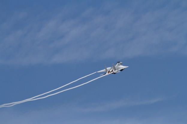 OKDでHigh Rate climb F-15J