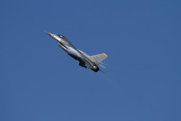 OKDでHigh Rate climb F-16C