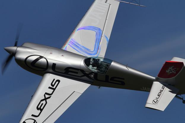 Photos: Extra EA-300SC OKD本番 6