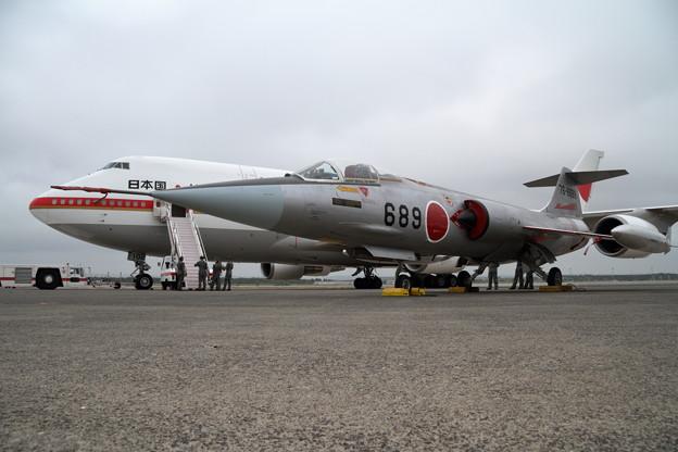 StarfighterとCygunas