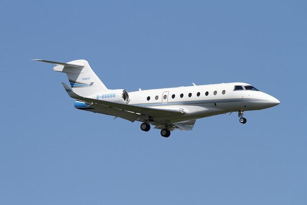 IAI Gulfstream G280 B-66666