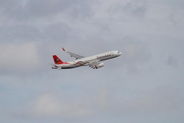 A321 B-22612 TransAsia