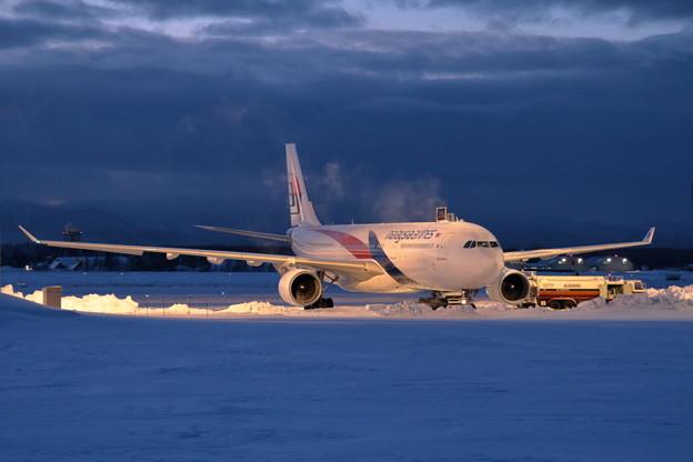Photos: A330-300 9M-MTD MAS [MH]