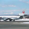 Photos: DC-10-40 JA8540 JAL CTS 1995冬