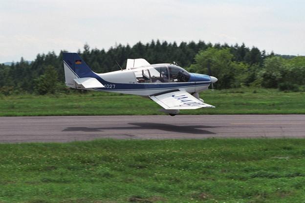 RobinDR400/180R JA4027 豊頃 1995.7.23(1)