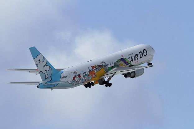 B767 ベア・ドゥ北海道JET JA602A