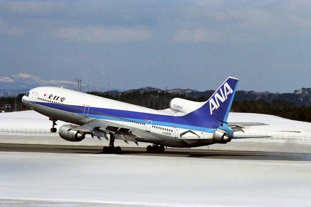 Photos: L-1011 JA8518 ANA AXT 1984(1)