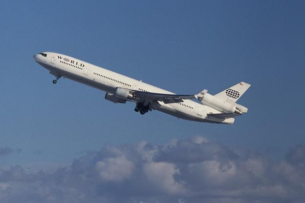 MD-11 N280WA World CTS 1996.02
