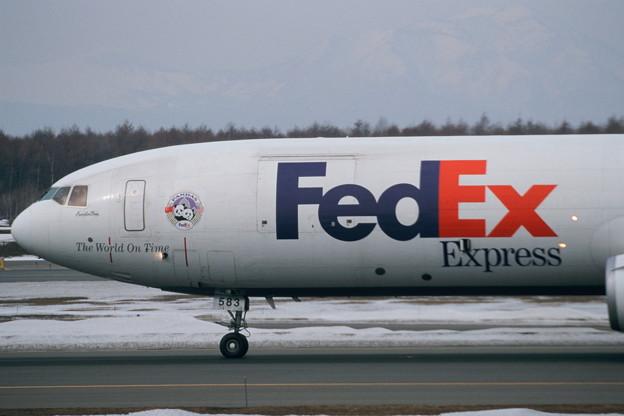MD-11F N583FE FedEx Panda One (1)