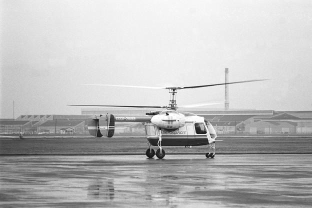 Ka-26 cccp26188 小牧1971.10