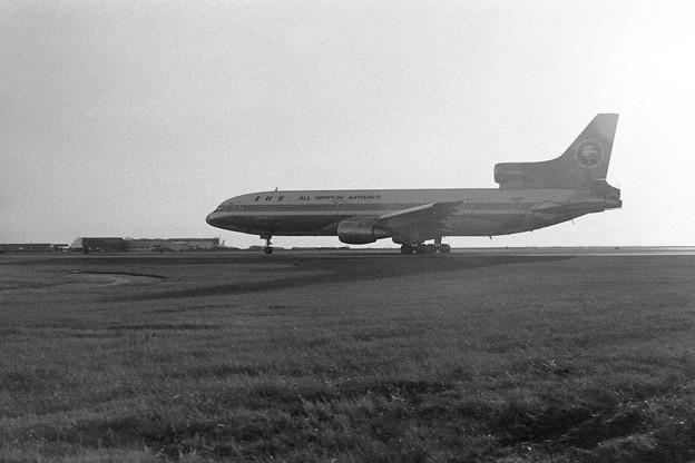 L-1011 JA8515 全日空 1976.01