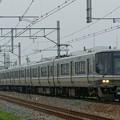Photos: 新快速;姫路行き