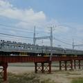 南海高野線:大和川橋梁