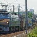 2070レ【EF66 27牽引】